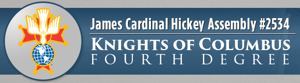James Cardinal Hickey Knights of Columbus Assembly 2534